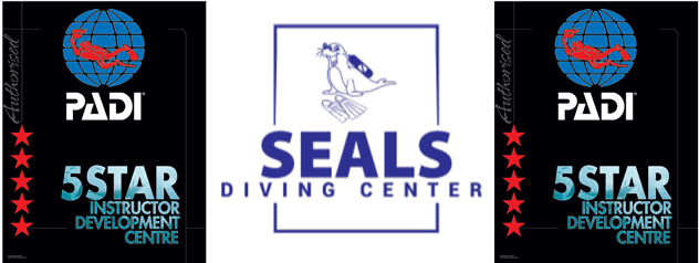 Seals diving center